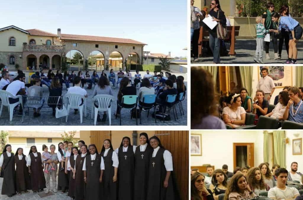 Ospiti a Nomadelfia di Roma