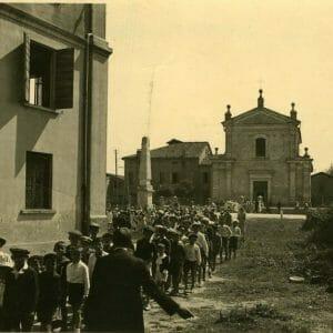 87° Anniversario della prima messa solenne di Don Zeno (Carpi (Mo) 6 gennaio 1931)