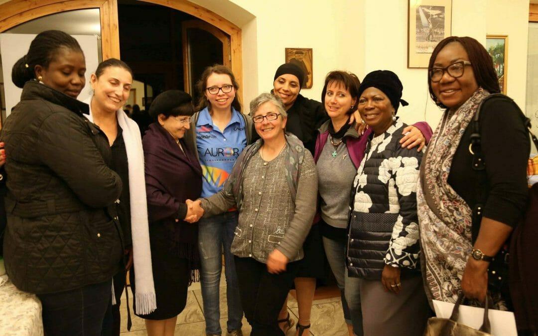Women of Faith for Peace: il tour per la pace fa tappa a Nomadelfia
